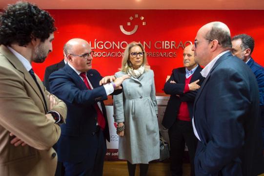 Ourense 2017, con Manuel Baltar