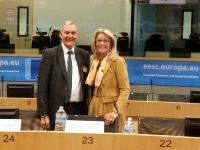 CES Galicia - Reunión en Bruselas RTA