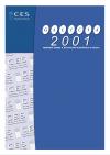 Memoria sobre a situación económica e social de Galicia 2001