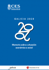 Portada memoria económica 2020