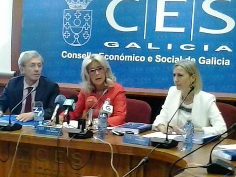 CES Galicia - Memoria 2013