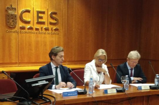 Gamallo comparece no CES