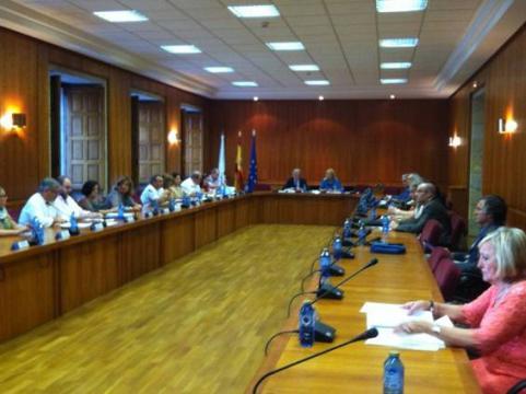 CES Galicia - declaración de apoio ao sector naval
