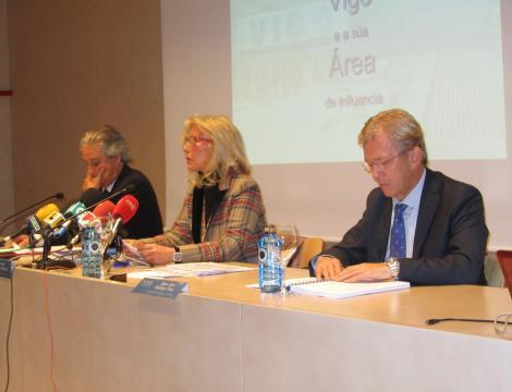 CES Galicia - Informe sobre Vigo e a súa area de influencia-presentación