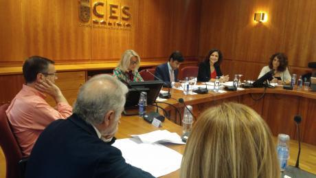 Sesión constitutiva Observatorio Galego de Dinamización Demográfica