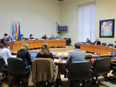 CES Galicia - presentación orzamentos 2015