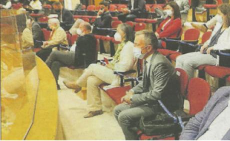 presidente en Parlamento